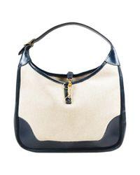 Hermès - Natural Pre-owned Trim Cloth Handbag - Lyst