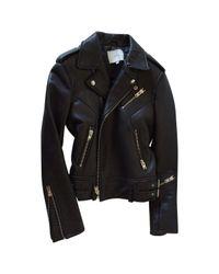 IRO - Black Coat - Lyst