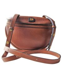 Delvaux - Multicolor Leather Crossbody Bag - Lyst
