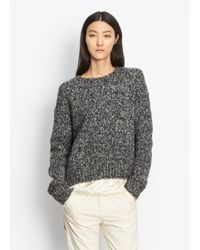 Vince - Multicolor Lofty Marled Crew - Lyst
