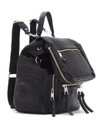 Vince Camuto - Black Patch – Utility Backpack - Lyst