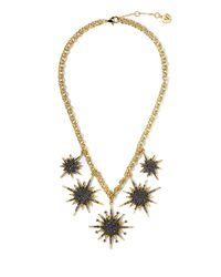 Vince Camuto - Metallic Star Statement Necklace - Lyst