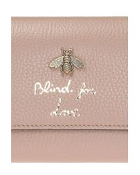Gucci - Natural 'animalier' Wallet - Lyst