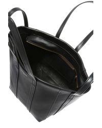 Balenciaga - Black 'laundry Cabas' Shopper Bag - Lyst