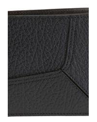 Maison Margiela - Black Bi-fold Wallet for Men - Lyst