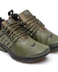 Nike - Green Air Presto Low Utility for Men - Lyst