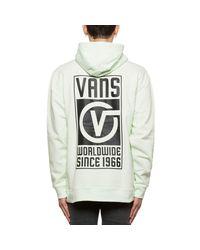 Vans - Green 's Worldwide Po Hoodie for Men - Lyst