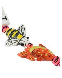 Venessa Arizaga - Multicolor Dont Be Koi Bracelet - Lyst