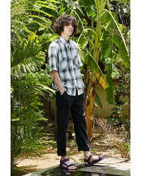 XERO B&R - Multicolor Oversize Amunzen Check Shirts (grey) for Men - Lyst
