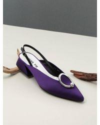 W Concept - Purple Ys8-s354-vi - Lyst
