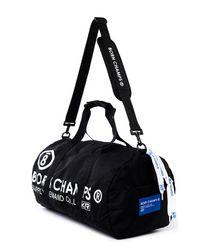 BORN CHAMPS - Black Bc Logo Duffle Bag Cerfmbg07bk for Men - Lyst