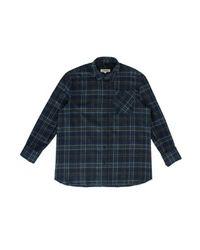 LETQSTUDIO - Jade Shirt Blue - Lyst
