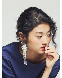 VON DITOLE - Multicolor Serendipity Earrings - Lyst