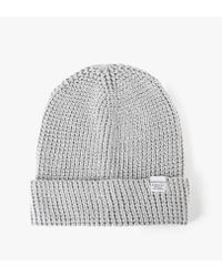 647b02b68 Lyst - Norse Projects Norse Waffle Beanie in Gray for Men