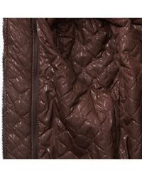 Wilsons Leather - Brown Marc New York Leather Jacket W/ Storm Collar & Zippered Pockets for Men - Lyst