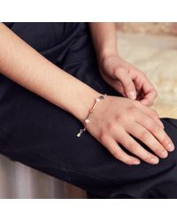 Vicky Davies Jewellery - Multicolor Dots & Pearl Bracelet - Lyst