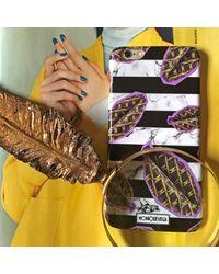 Monique Vega - Design House - Multicolor Flower Crush Yellow Phone Case - Lyst