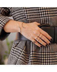 Sadekar Jewellery - Multicolor Gear Bracelet With Brown Diamond - Lyst
