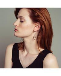 Nina Kastens Jewelry - Metallic Blake Pearl Earrings - Lyst