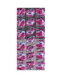 Kekkai - Multicolor Silk Spinning Flower Torsos - Lyst