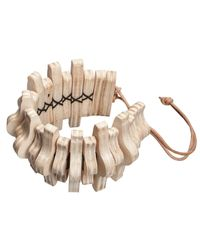 Hring Eftir Hring | Multicolor Spine Bracelet | Lyst
