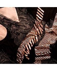 Sophie Darling - Black The Goldie Scarf - Lyst