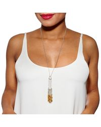 Alice Menter - Metallic Freya Necklace - Lyst