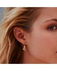 Monarc Jewellery - Metallic The Montezuma Prism Drops 9ct Gold - Lyst