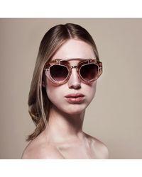 AARI.BOSTROEM - Pink Irja Sunglasses Blush - Lyst
