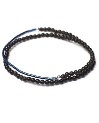 Esenelle - Blue Jack Bracelet for Men - Lyst