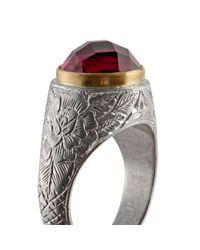 Emma Chapman Jewels | Pink Tourmaline Pope Ring | Lyst