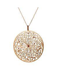 Parisa Jewellery | Metallic Talisman Necklace | Lyst