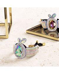 Izabela Felinski - Multicolor Lovely Plum Bracelet - Lyst