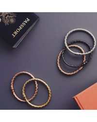 Durrah Jewelry | Multicolor Rose Woven Bracelet For Him for Men | Lyst