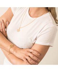 Hoochie Mama   Metallic Mama Gold Bracelet   Lyst