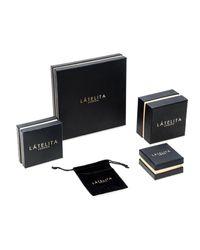 Latelita London - Metallic Zodiac Bracelet Rosegold Pisces - Lyst