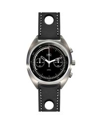 MHD Watches | Mhdcr1 With Black Dial & Black Strap for Men | Lyst