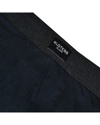 Kloters Milano - Black Boxer Briefs Pack for Men - Lyst