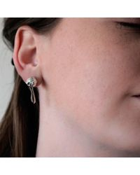 MARIE JUNETM Jewelry - Metallic Presents Silver Earrings - Lyst