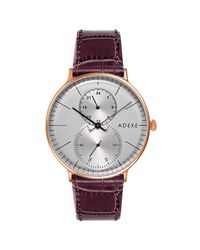ADEXE Watches - Multicolor Foreseer Grande Dark Brown for Men - Lyst