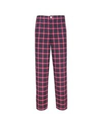 Law of Sleep - Theodore Pyjama Trousers Red for Men - Lyst