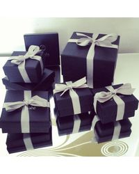 Lee Renee - Multicolor Ladybird Black Diamond Necklace (wings Open) – Gold - Lyst