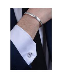Lee Renee - Metallic All At Sea Bangle Silver for Men - Lyst