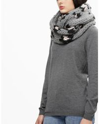 Wool And The Gang | Gray Playin' Around Scarf | Lyst