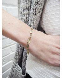 Sydney Evan - Metallic Multi-icon Pure Bracelet - Lyst