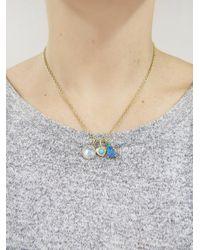 Irene Neuwirth - Blue 2.9 Carat Boulder Opal Charm - Lyst