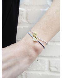 Ruifier - Multicolor Friends Sassy Bracelet Grey - Lyst