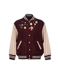 Marc Jacobs - Purple Jacket for Men - Lyst