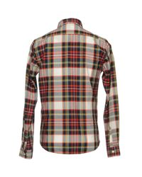 Sun 68 - Multicolor Shirt for Men - Lyst