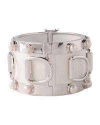 Eddie Borgo - Metallic Bracelet - Lyst